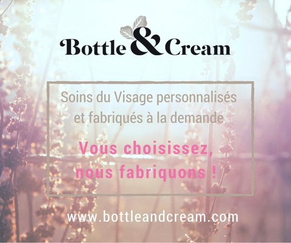 Bottle and Cream
