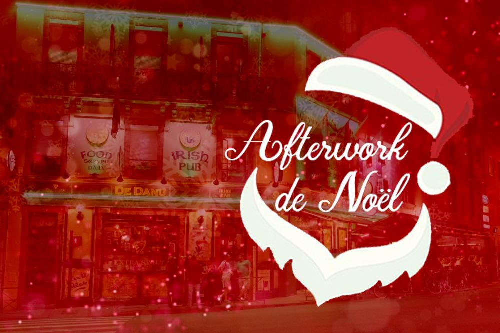 Afterwork de Noël is coming