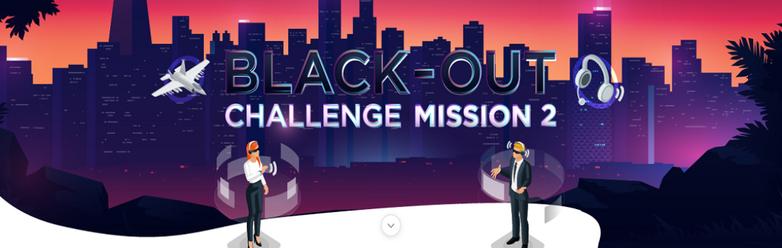Safran - Black-out challenge - Mission 2